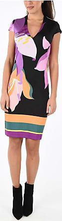 Just Cavalli Printed A-line Dress size 38