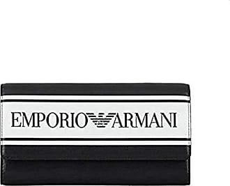Giorgio Armani Damen Münzbörsen In Schwarz Stylight