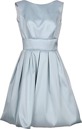 f0da46ecd5cc Hellblaues kleid lochstickerei – Beliebte kurze kleider