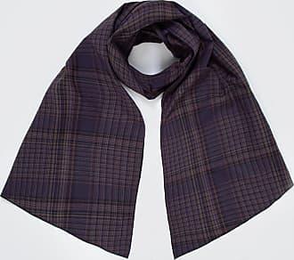 Engineered Garments Big Madras Plaid Long Scarf Multi Check