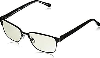 94d99ceaa37 Foster Grant Mens Donovan 1018298-100.COM Square Reading Glasses