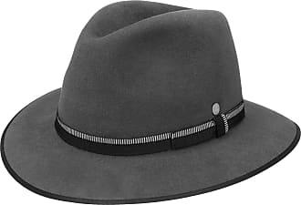 1e6d43906d9 Lierys Grey Traveller Fur Felt Hat by Lierys Felt hats