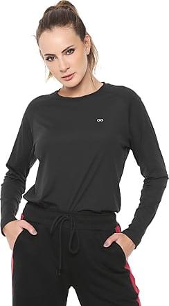 Alto Giro Camiseta Alto Giro Lisa Preta