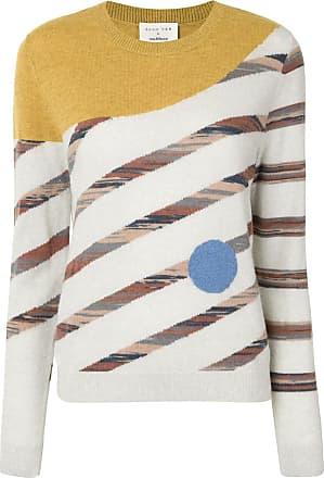 Onefifteen geometric pattern jumper - Yellow