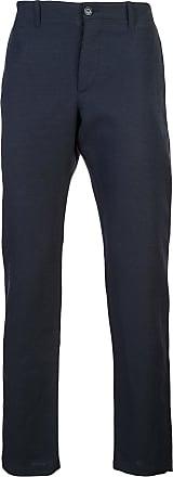 Ymc You Must Create Sateen trousers - Blue