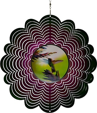 Great World Company Hummingbird Holographic Spinner - 609108