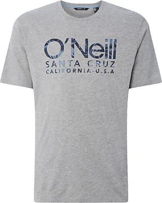 O'Neill ONeill Logo Tee T-Shirt für Herren   grau
