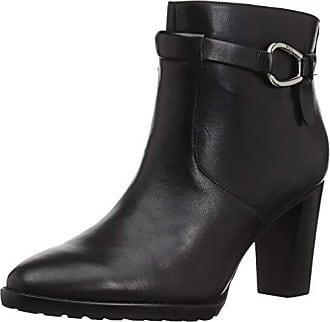 620844509d Ralph Lauren Lauren Ralph Lauren Womens LALETTA Ankle Boot, Black, 10 B US
