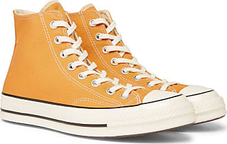 Converse 1970s Chuck Taylor All Star Canvas High-top Sneakers - Yellow