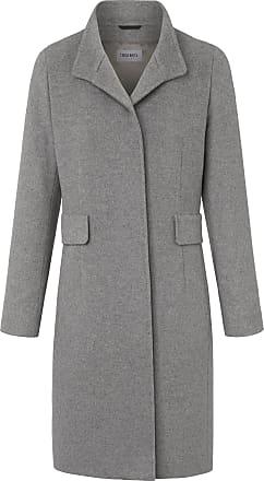Cinzia Rocca Short coat Cinzia Rocca Icons grey