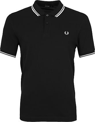 Fred Perry Polo chwarz 524