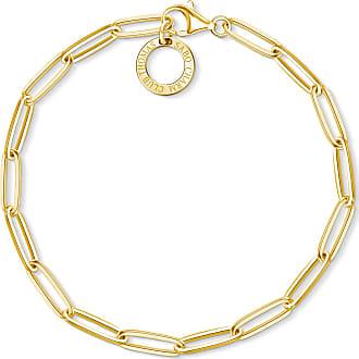 Thomas Sabo Thomas Sabo Charm bracelet yellow gold-coloured X0253-413-39-L15,5