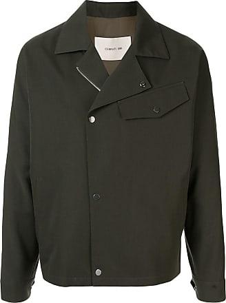 Cerruti boxy lightweight jacket - Green
