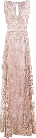 Tufi Duek Vestido longo de festa - Rosa