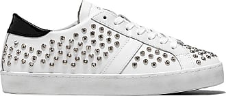 D.A.T.E. hill low strass white