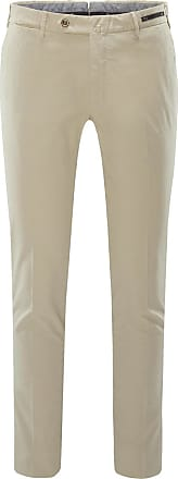 Pantaloni Torino Chino Business Evo Fit beige gemustert bei BRAUN Hamburg