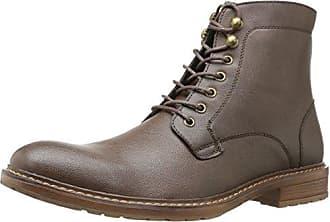 Perry Ellis Mens Gunner Chukka Boot, Brown, 9.5 M US