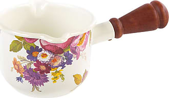 MacKenzie-Childs Flower Market Butter Warmer
