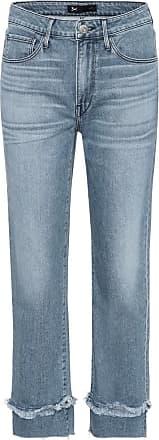3x1 Jeans W3 Higher Ground Slim Crop
