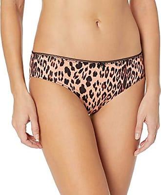 GUESS Womens Banded Logo Thong Thong Panties