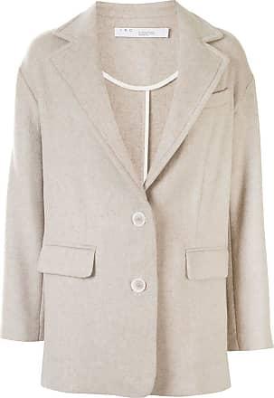 Iro Walpo single-breasted jacket - Brown