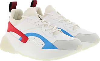 Stella McCartney Eclypse Sneaker White/Blue Sneakers weiß