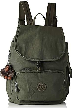 929822e81 Kipling City Pack S, Mochilas Mujer, Verde (Jaded Green C)