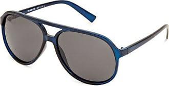 600835441a5066 Sunoptic Lunettes Pilote Homme - Bleu - Bleu - FR   Taille unique (Taille  fabricant