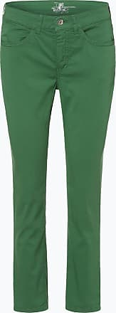 MAC Damen Hose - Angela 7/8 grün