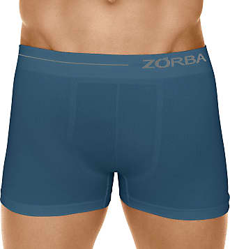 Zorba Cueca Boxer Microfibra Side, Zorba, Masculino, Petróleo, GG