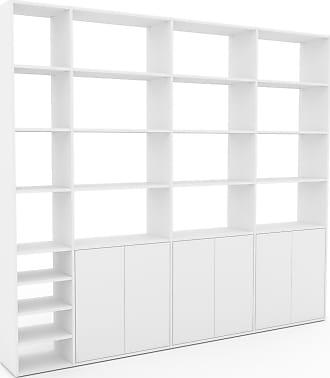 Bücherregal Wandregal Bücherschrank Bücherwand Aktenschrank