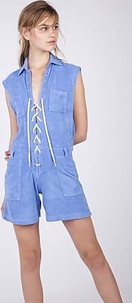 Sugarfree Terry short jumpsuit