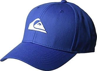 826d8e7a5 Quiksilver Boys Big Decades Youth Trucker HAT, Bijou Blue, 1SZ