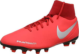 official photos 61fee e9722 Nike Phantom Vsn Club DF FG/MG Chaussures de Football Mixte Adulte, Argenté  (