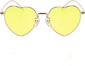 Undercover Sunglasses Womens Yellow