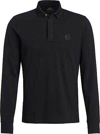A|X Armani Exchange Piqué-Poloshirt - NAVY