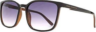 French Connection FCU685 Black Black FCU685 Square Sunglasses Lens Category 3 Size 52mm