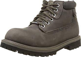 Sneakers 9 5 Hautes UK 44 Skechers Verdict Sergeants EU homme Gris zP48Exq