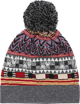 Etro Cappello in lana con pompon
