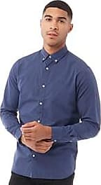 Jack & Jones slim fit long sleeve shirt with elbow patches