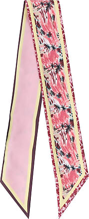 Ports 1961 reversible printed neckerchief - PINK
