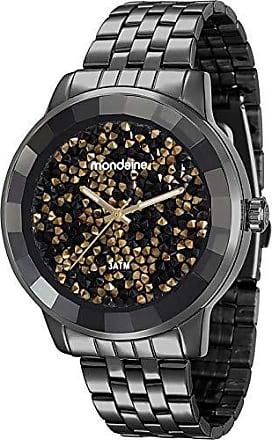 Mondaine Relógio Mondaine Feminino Preto 94713lpmvpe9