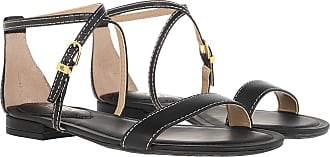 Lauren Ralph Lauren Sandals - Emery Casual Sandals Black - black - Sandals for ladies