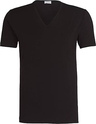 Zimmerli T-Shirt PURE COMFORT - SCHWARZ