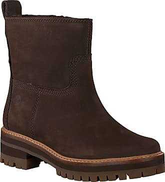 Timberland Braune Timberland Ankle Boots Courmayeur Valley Faux Fur