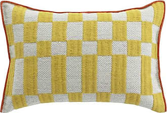 GAN Rugs Bandas Kissen - gelb/60 x 40cm