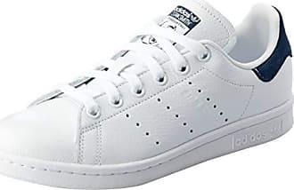 e89f75bd1 adidas Stan Smith W, Zapatillas para Mujer, Gris Vapour Grey/Footwear White  0