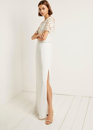French Connection Isla Embellished Column Dress