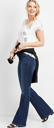 Maurices Denimflex Medium Wash Flare Jean