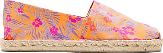 Amir Slama Espadrilles mit Print - Mehrfarbig